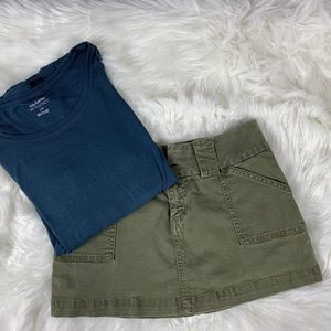 Guess Jeans Mini Skirt Size 26